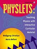 Physlets: Teaching Physics with Interactive Curricular Material (Against the Clock)