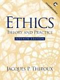Ethics Theory & Practice 7th Edition