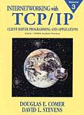 Internetworking With TCP Ip 4TH Edition Volume 3