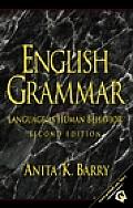English Grammar : Language As Human Behavior (2ND 02 - Old Edition)