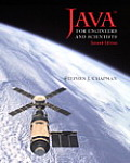 Java for Engineers and Scientists (2ND 04 Edition)