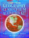 Geography Curriculum Activities Kit Ready To Use Lessons & Skillsheets for Grades 5 12
