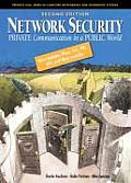 Network Security Private Communication in a Public World