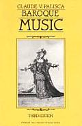 Baroque Music (3RD 91 Edition)