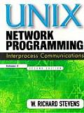 Unix Network Programming 2ND Edition Volume 2