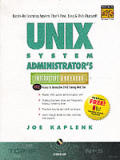 Unix System Administrator's Interactive Workbook with CDROM (Interactive Workbook)