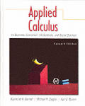Applied Calculus for Business, Economics, Life Sciences, and Social Sciences: 7th Edition