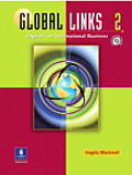 Global Links 2: English for International Business [With CD (Audio) and Phrasebook]