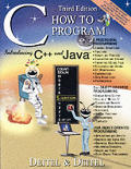 C : How To Program - With CD-rom (3RD 01 - Old Edition)