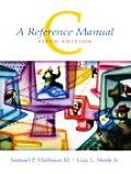 C a Reference Manual 5TH Edition