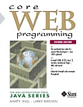 Core Web Programming (2ND 01 Edition)