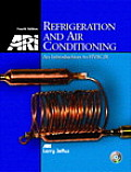 Refrigeration & Air Conditioning an 4TH Edition