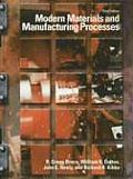 Modern Material and Manufacturing Processes (3RD 04 Edition) Cover