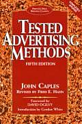 Tested Advertising Methods Cover
