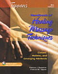 Tappan Handbook of Healing Massage Techn 4TH Edition Cover