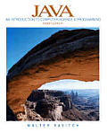 Java An Introduction To Computer Science & 3rd Edition