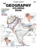 Geography Coloring Book 3RD Edition Cover