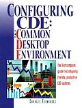 Configuring Cde: The Common Desktop Environment