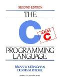 C Programming Language Ansi C 2ND Edition Cover