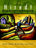 Hired The Job Hunting Career Plannin 3rd Edition