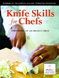 Knife Skills for Chefs Cover