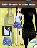 Adobe Illustrator for Fashion Design -with DVD (08 - Old Edition)