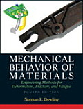 Mechanical Behavior of Materials (4TH 13 Edition)