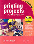 Printing Projects Made Fun and Easy with CDROM