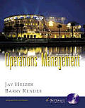 Operations Management and Student CD-ROM