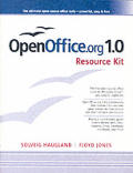 Openoffice.Org 1.0 Resource Kit [With CDROM]