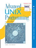 Advanced Unix Programming 2ND Edition Cover