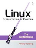 Linux Programming by Example: The Fundamentals