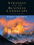 Strategy and the Business Landscape (2ND 06 - Old Edition)