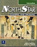 Northstar Listening & Speaking Intermediate With CD