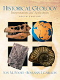 Historical Geology Interpretations and Applications 6ed