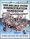 Unix and Linux System Administration Handbook (4TH 11 Edition)