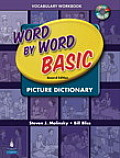 Word by Word Basic Vocabulary Workbook with Audio CD