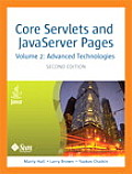 Core Servlets and Javaserver Pages : Core Technologies, Volime 2 (2ND 08 Edition)
