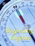Beginning Algebra 6th Edition
