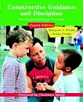 Constructive Guidance and Discipline for Early Childhood Education