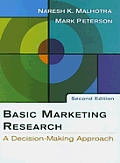Basic Marketing Research A Decision Ma