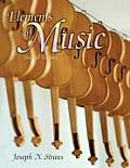 Elements Of Music 2nd Edition