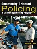 Community-oriented Policing (4TH 08 Edition)