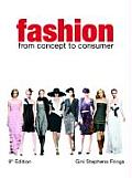 Fashion From Concept to Consumer 9th Edition