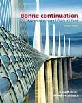 Bonne Continuation Approfondissement A LEcrit Et A LOral 2nd edition