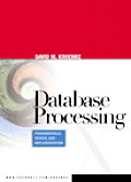 Database Processing (10TH 06 - Old Edition)