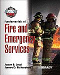 Fundamentals of Fire and Emergency Service (10 - Old Edition)