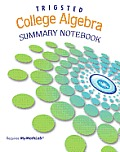 College Algebra : Summary Notebook -8 Chapters (10 Edition)