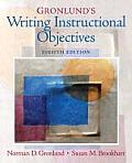 Writing Instructional Objectives (8TH 08 Edition)