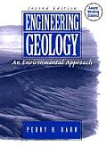 Engineering Geology An Environmental Approach